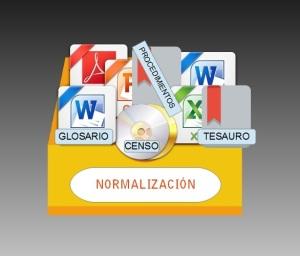 Como resultado de la normalizacion se obtienen varios documentos