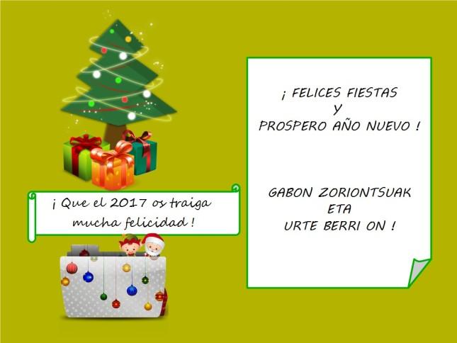 Felicitacion navideña - Blog Dokutekana