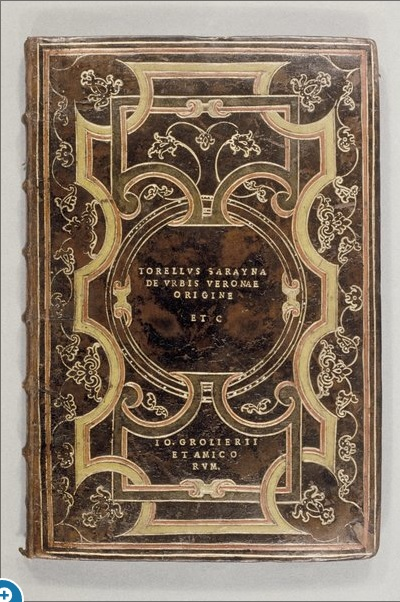 De origine et amplitudine civitatis Veronae. | Torello Sarayna. Siglo XVI