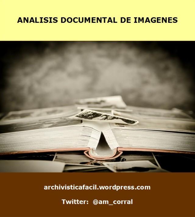 Peculiaridades del analisis documental de imagenes