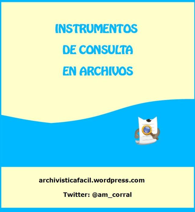 Los instrumentos de consulta en archivos - Dokutekana