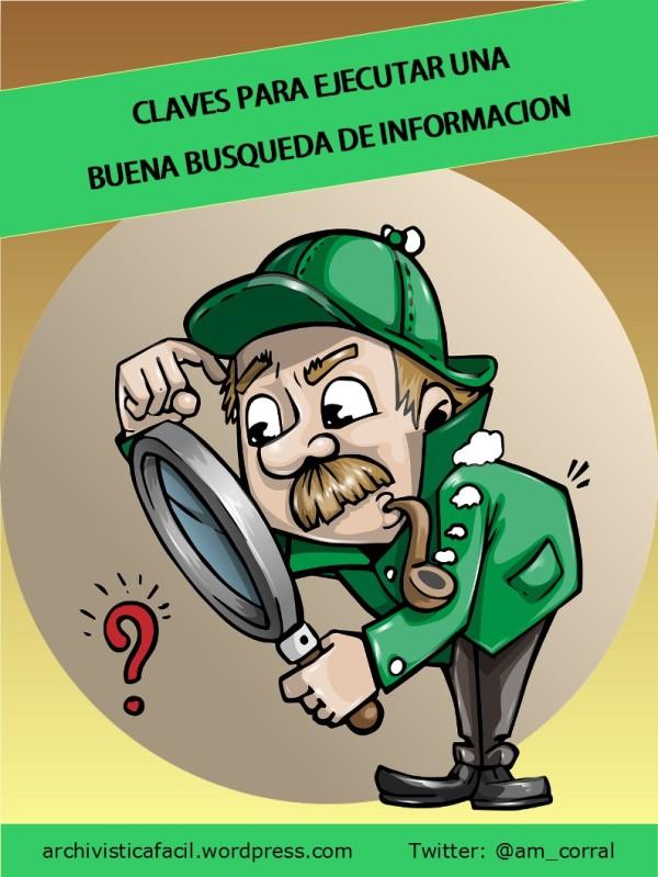 Claves para una eficaz busqueda de informacion - Dokutekana